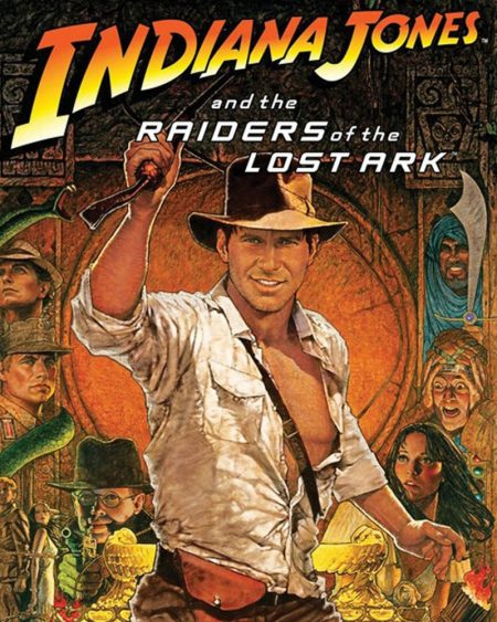 Paddock Picturehouse Presents Indiana Jones and Raiders of the Lost Ark